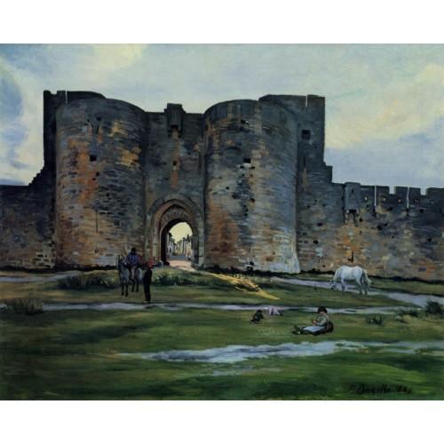 Queens Gate at Aigues Mortes