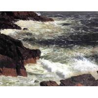 Rough Surf Mount Desert Island