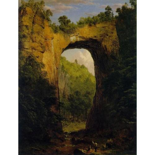 The Natural Bridge Virginia