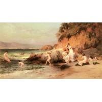 The Bathing Beauties