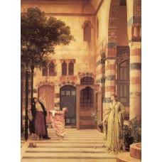 Old Damascus Jew's Quarter