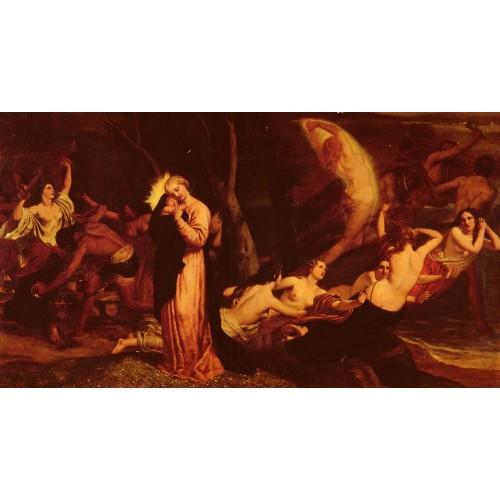 Flight of the Pagan Deities