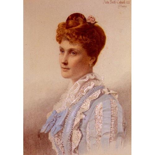 Portrait Of Anita Smith
