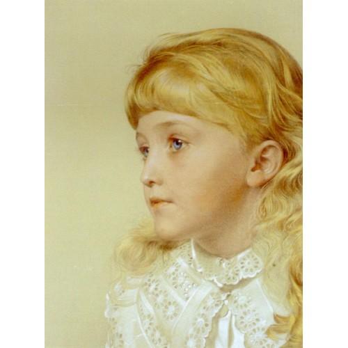 Portrait of May Gillilan