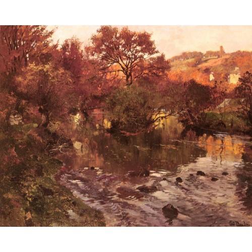 Golden Autumn Brittany