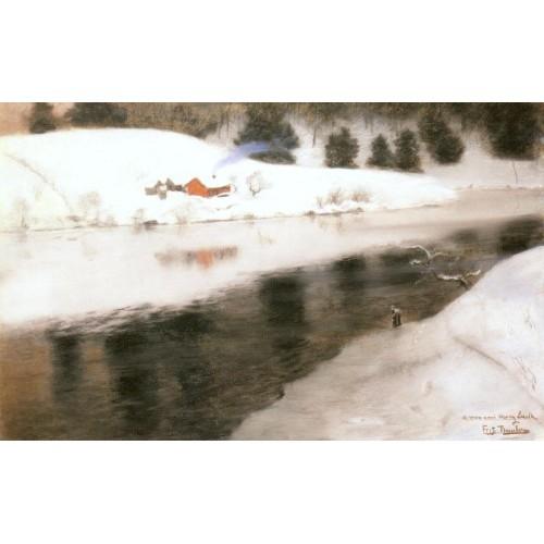 Winter at Simoa River