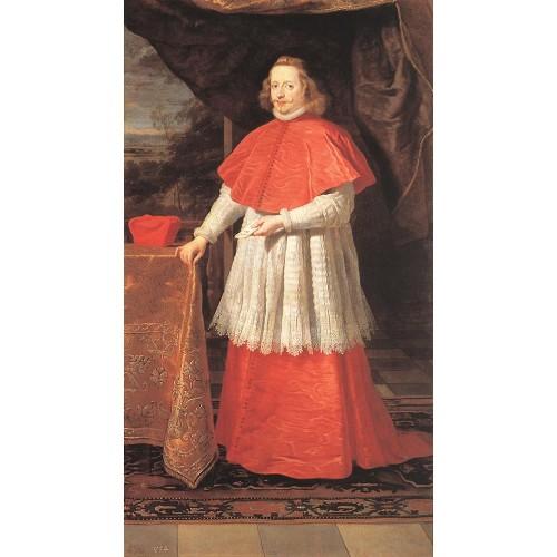The Cardinal Infante