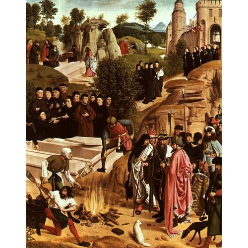 The Bones of St John the Baptist