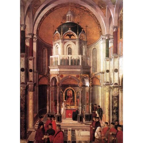 The Healing of Pietro dei Ludovici