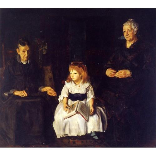 Elinor Jean and Anna