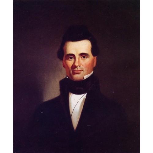 Portrait of Reverend John Glanville