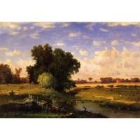 Hackensack Meadows Sunset