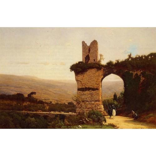 Rome the Appian Way
