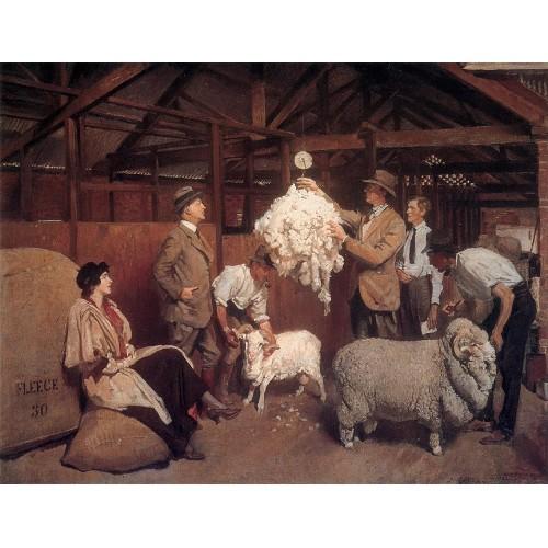 Weighing the Fleece