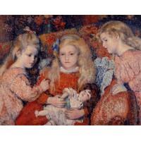Three Little Girls