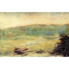 Landscape at Saint Ouen