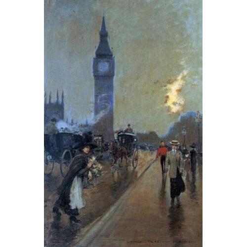 A view of Big Ben London