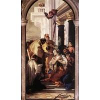Last Communion of St Lucy