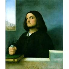 Portrait of an Gentleman