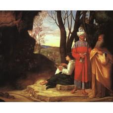 The Three Philosophers