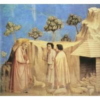 Scenes from the Life of Joachim 2 Joachim among the Shepherd