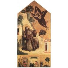 Stigmatization of St Francis