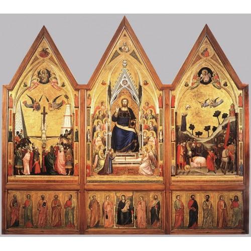 The Stefaneschi Triptych
