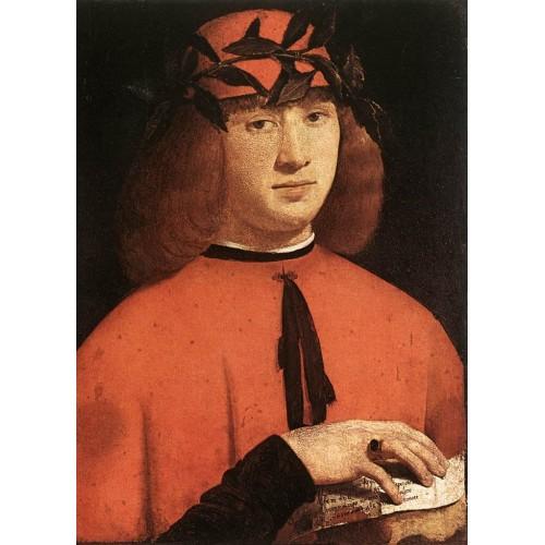 Portrait of Gerolamo Casio