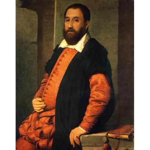 Portrait of Jacopo Foscarini