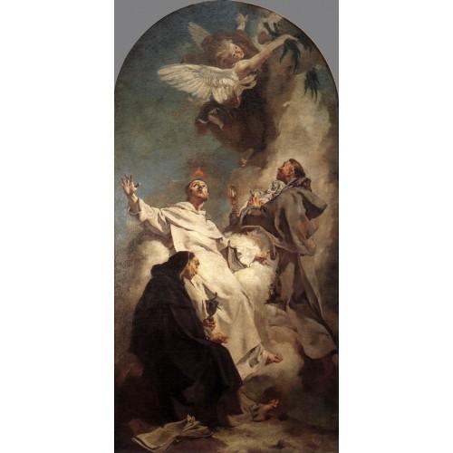 Three Dominican Saints