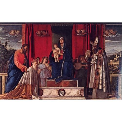 Barbarigo Altarpiece