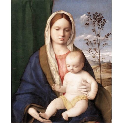 Madonna and Child 4