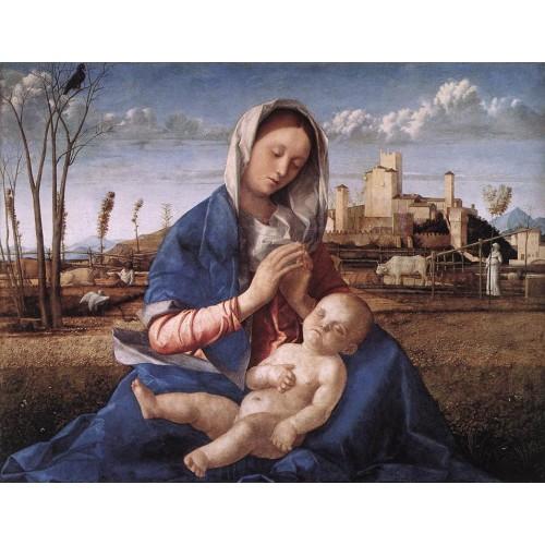 Madonna of the Meadow (Madonna del prato)