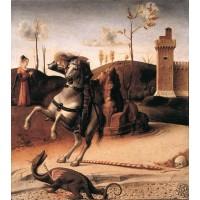 Pesaro Altarpiece (predella) 1