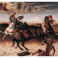 Pesaro Altarpiece (predella) 2