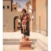 Pesaro Altarpiece (predella) 4