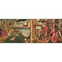 Polyptych of S Vincenzo Ferreri (predella) 1