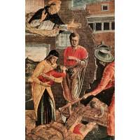 Polyptych of S Vincenzo Ferreri (predella) 2