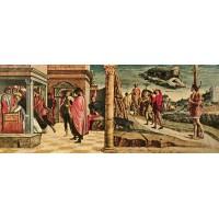 Polyptych of S Vincenzo Ferreri (predella) 4