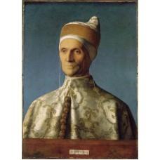 Portrait of Doge Leonardo Loredan