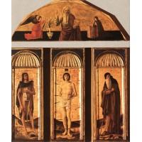 St Sebastian Triptych