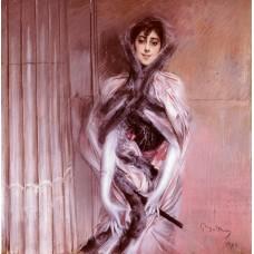Portrait of Emiliana Concha de Ossa 2