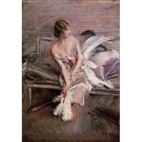 Portrait of Gladys Deacon