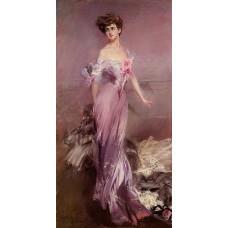 Portrait of Mrs Howard Johnston