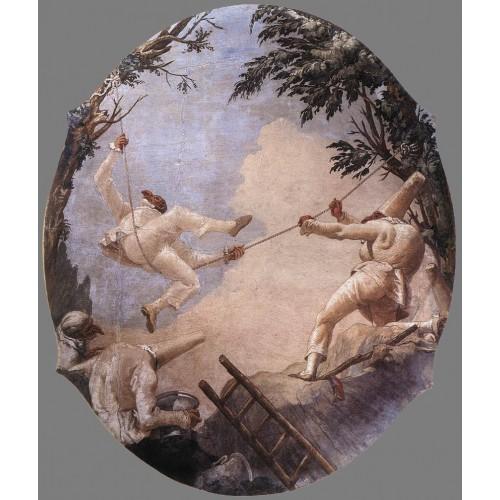 The Swing of Pulcinella