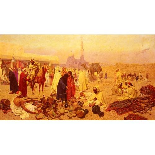 An Arabian Market