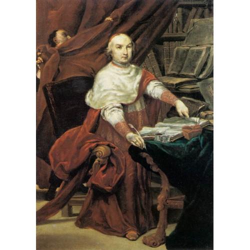 Cardinal Prospero Lambertini