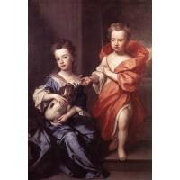 Edward and Lady Mary Howard