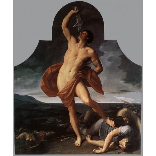 The Triumph of Samson