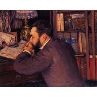 Portrait of Henri Cordier